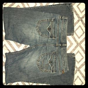 Silver Jeans•Camille
